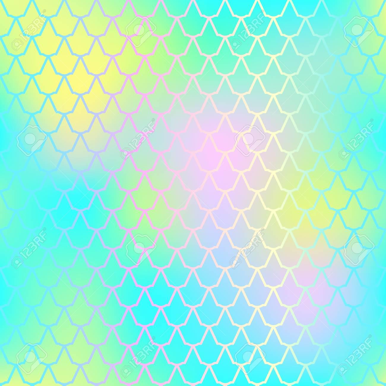 Vistoso Arte De Uñas De Cola De Pescado Composición - Ideas Para ...