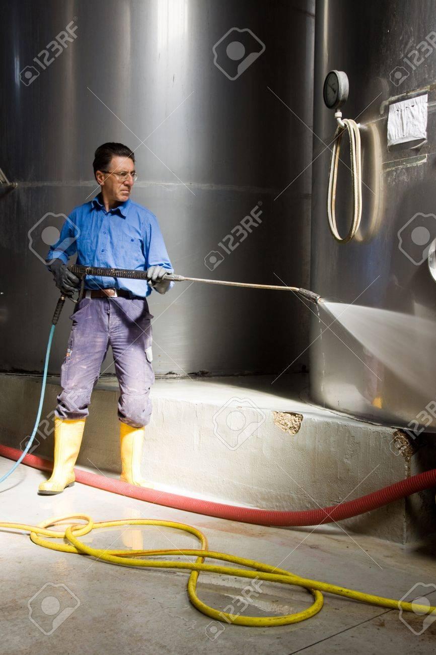lavage Banque d'images - 10342938