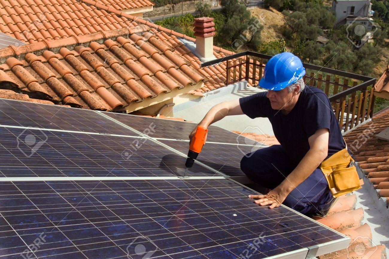 sun energy Banque d'images - 11016623