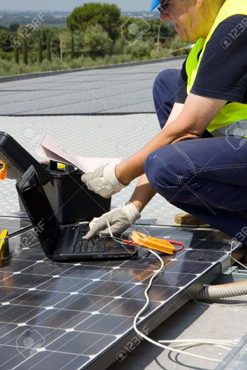sun energy Banque d'images - 15199036