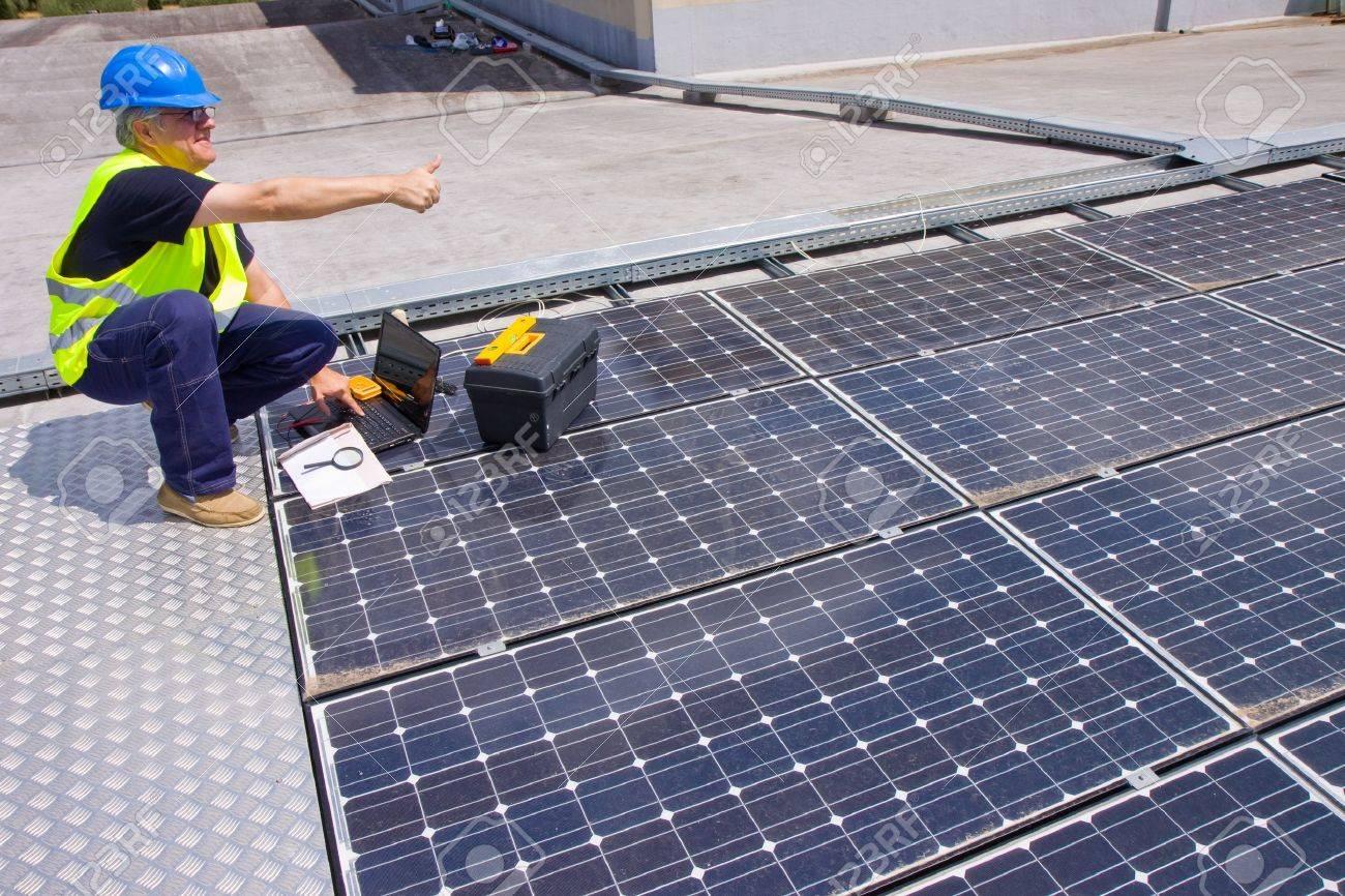 sun energy Banque d'images - 15199060