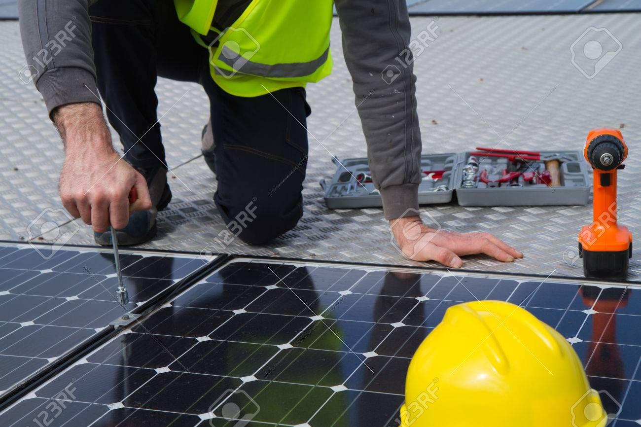photovoltaic Banque d'images - 38160203