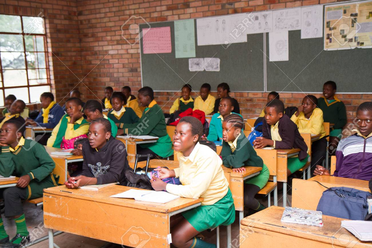 african school Banque d'images - 41009123
