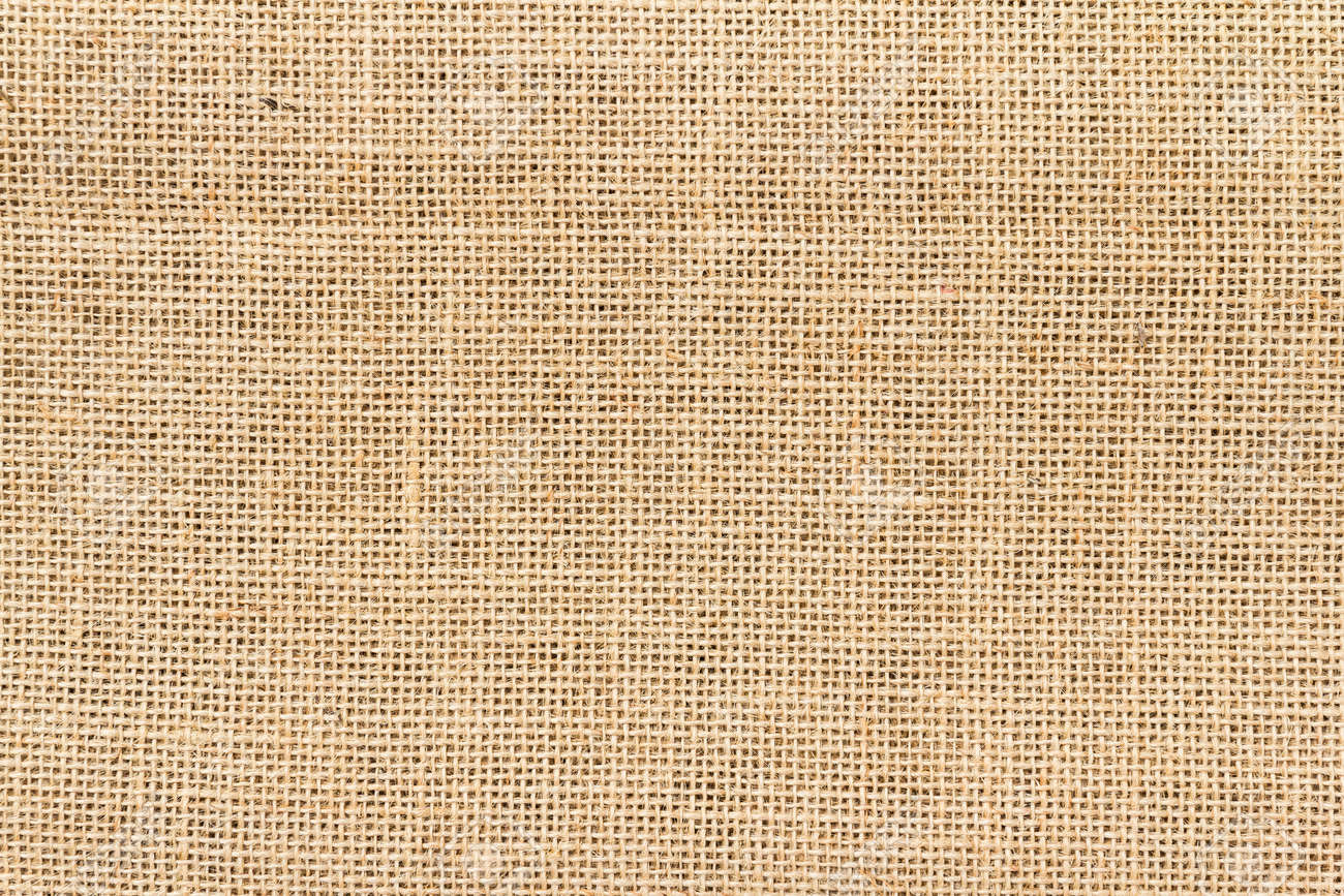 Burlap sack background and texture - 147579585