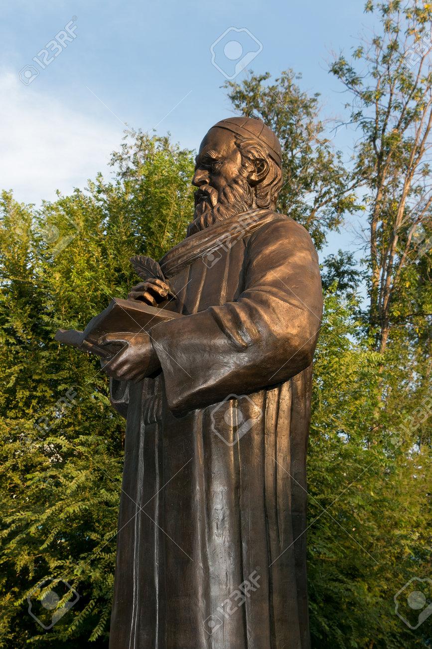 ペルシャの哲学者および詩人オマ...
