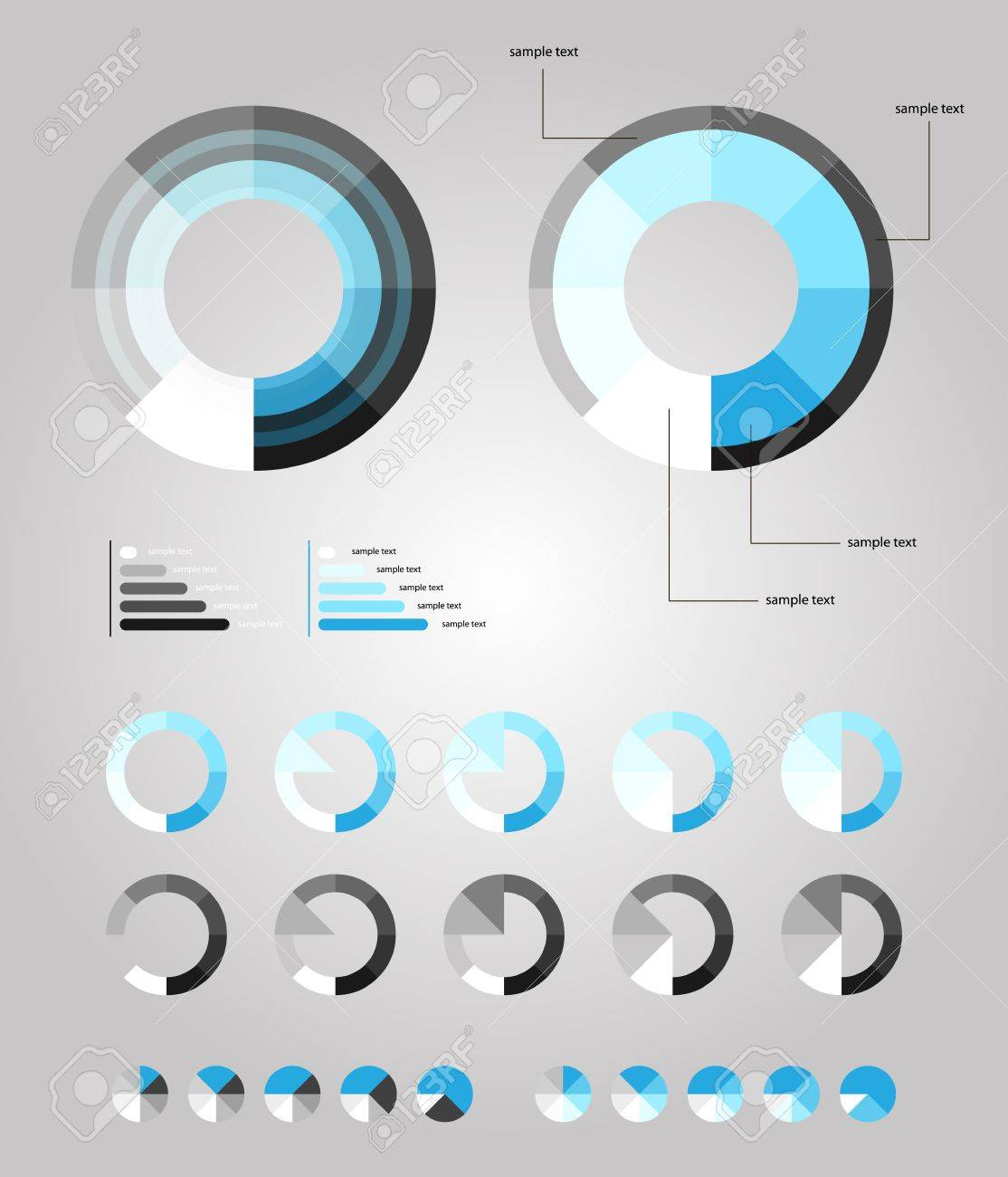 elements of infographics Stock Vector - 13951687