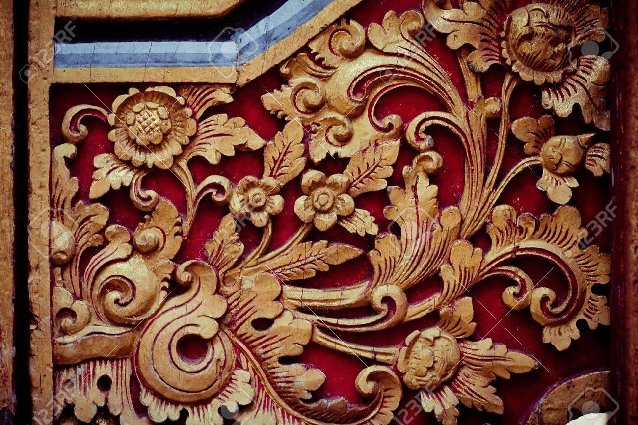 architecture in Ubud monkey forest, Bali, Indonesia - 17475771
