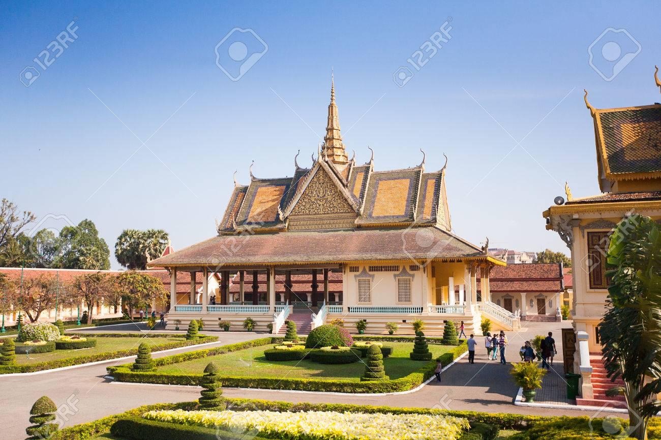 Royal Palace in Phnom Penh, Cambodia - 26467059
