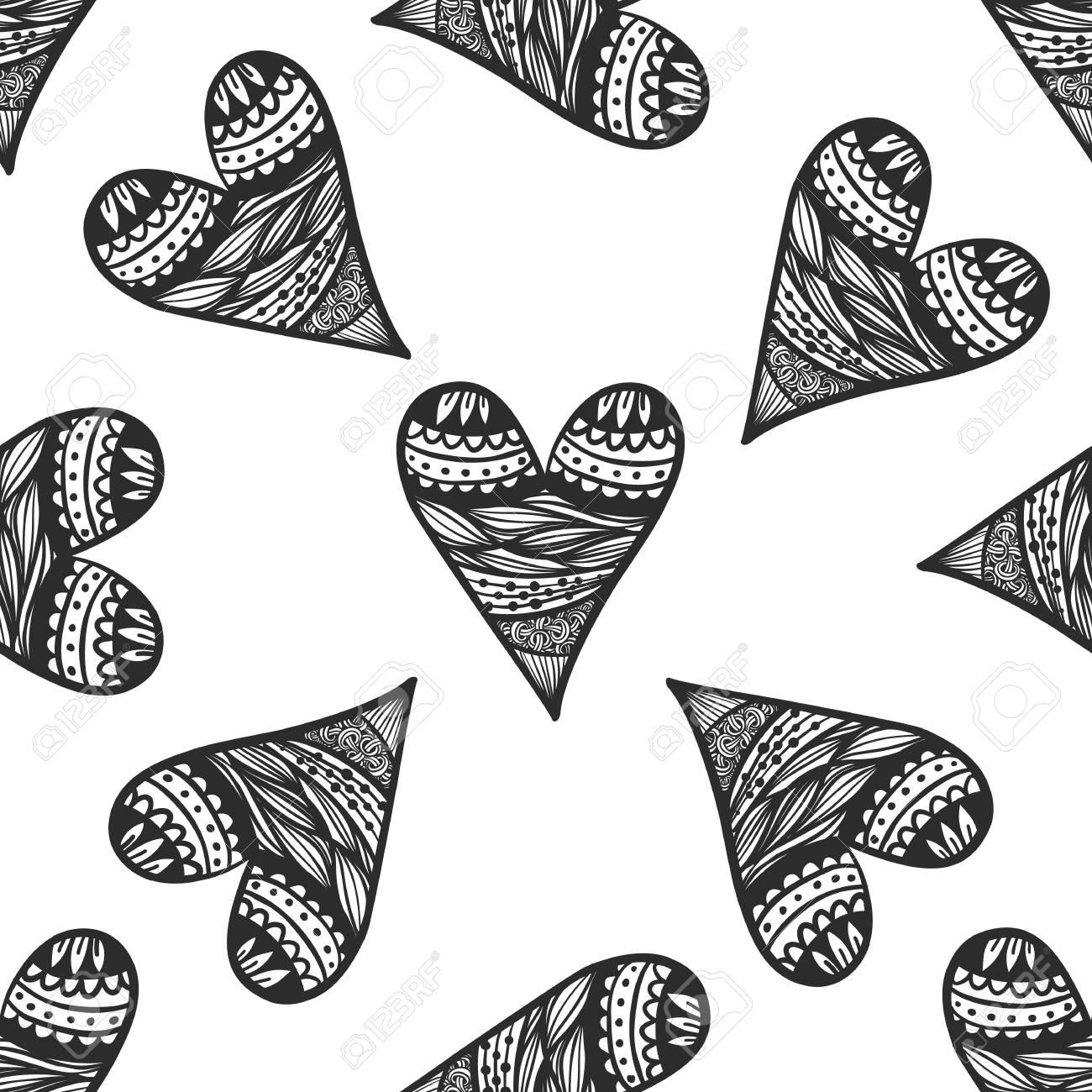 Lujo Corazón Colorear Páginas Anatomía Festooning - Dibujos Para ...