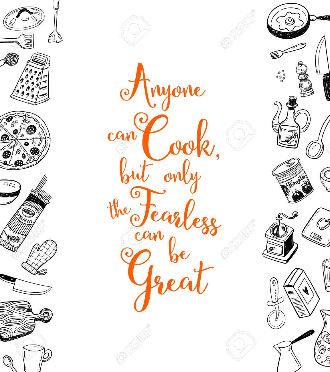 Chiunque Può Cucinare, Ma Solo L\'impavido Può Essere Grande ...