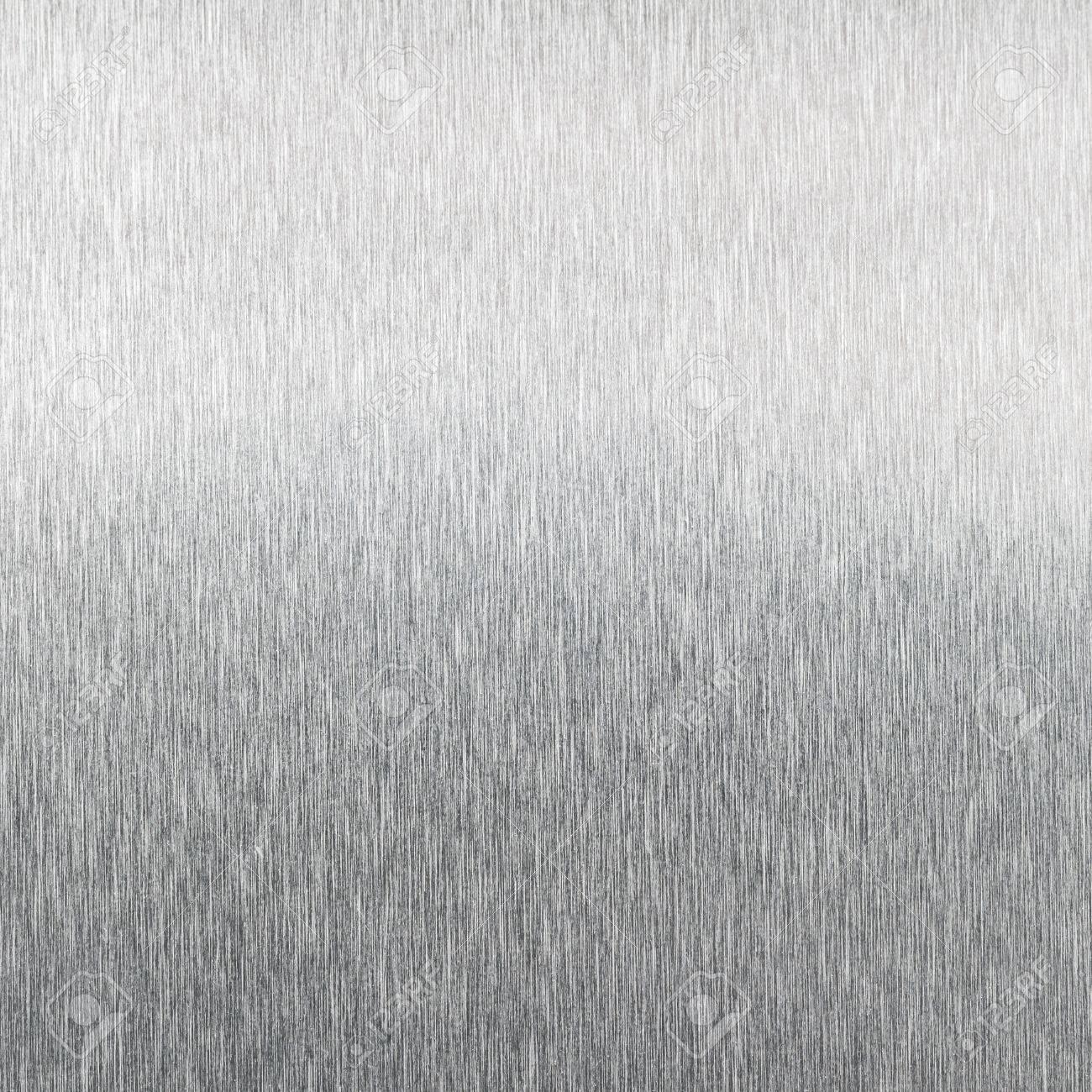 Close up of aluminium foil  sheet  surface, texture of rubbed aluminium foil Stock Photo - 16608038