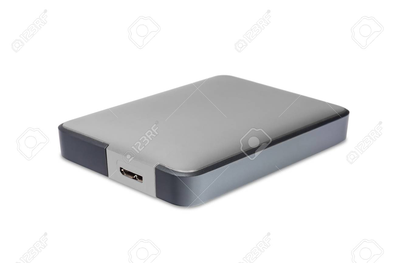 2 5 inch notebook size external hard disk drive with usb 3 stock