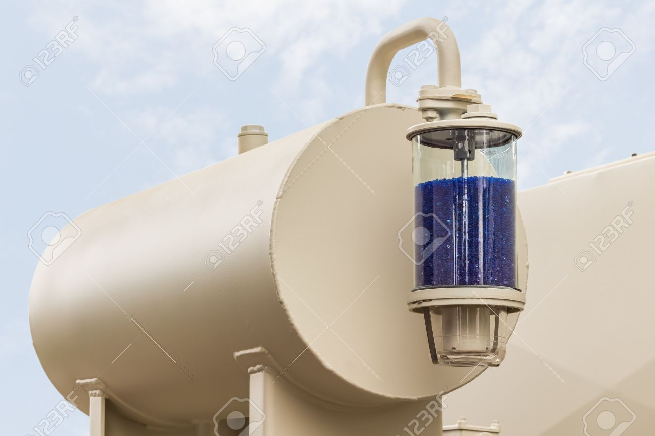 Image result for transformer oil and conservator tank