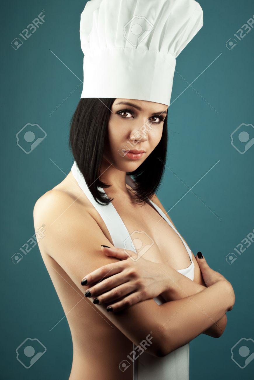 Фото сексуальной девушки в форме повара фото 34-889