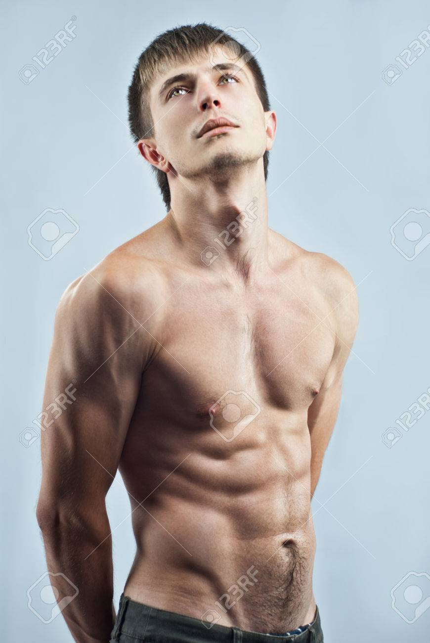 Hot guy muscles