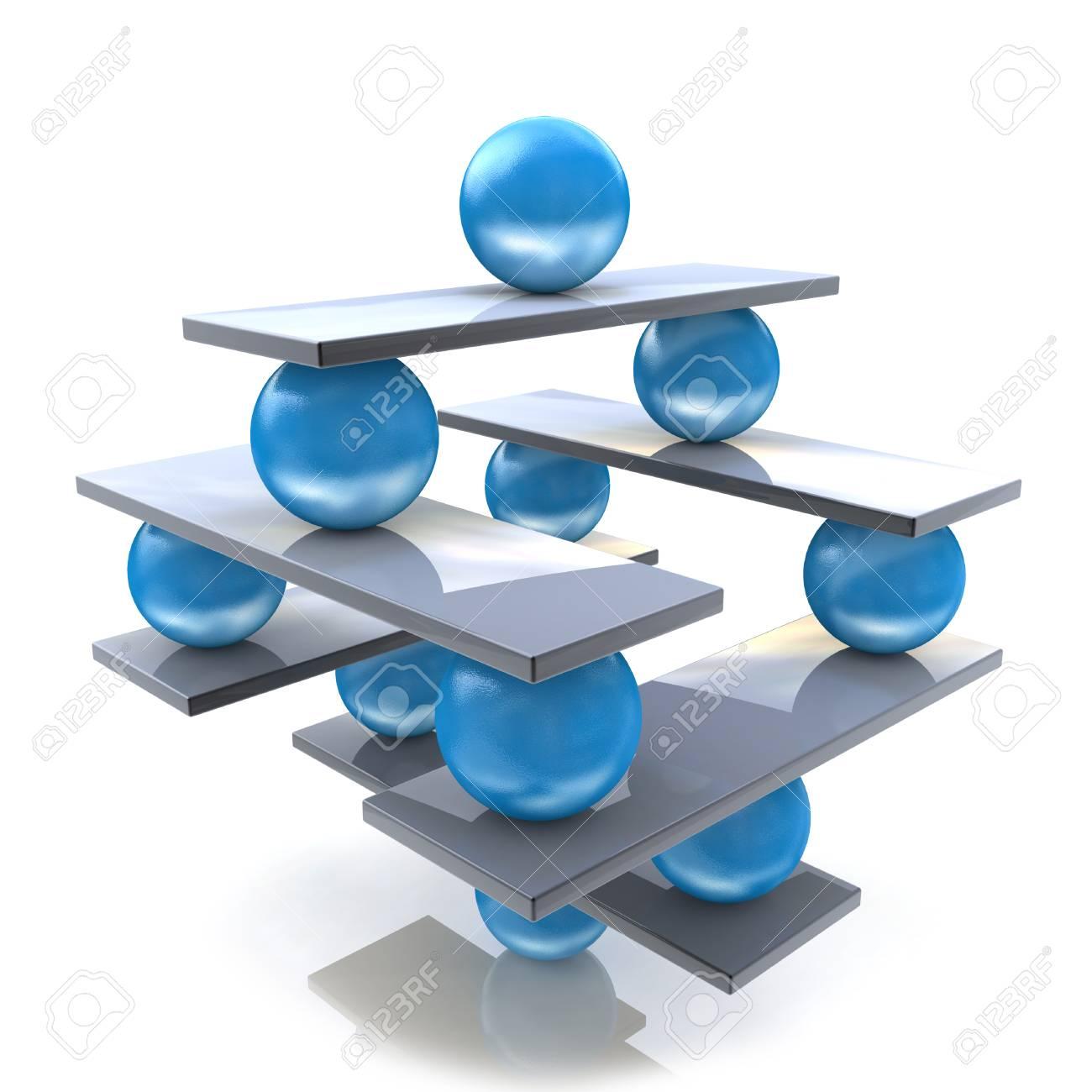 Superbe Banque Du0027images   Harmonie Et équilibre. Image Conceptuelle Du0027un équilibre  Parfait Dans La Conception De Lu0027information Associée à Lu0027abstraction