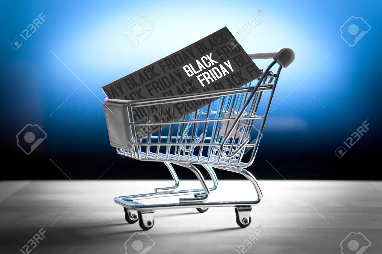 Black Friday Concept Grand Sale After Thanksgiving Online Shopping Stock Photo Picture And Royalty Free Image Image 95505154