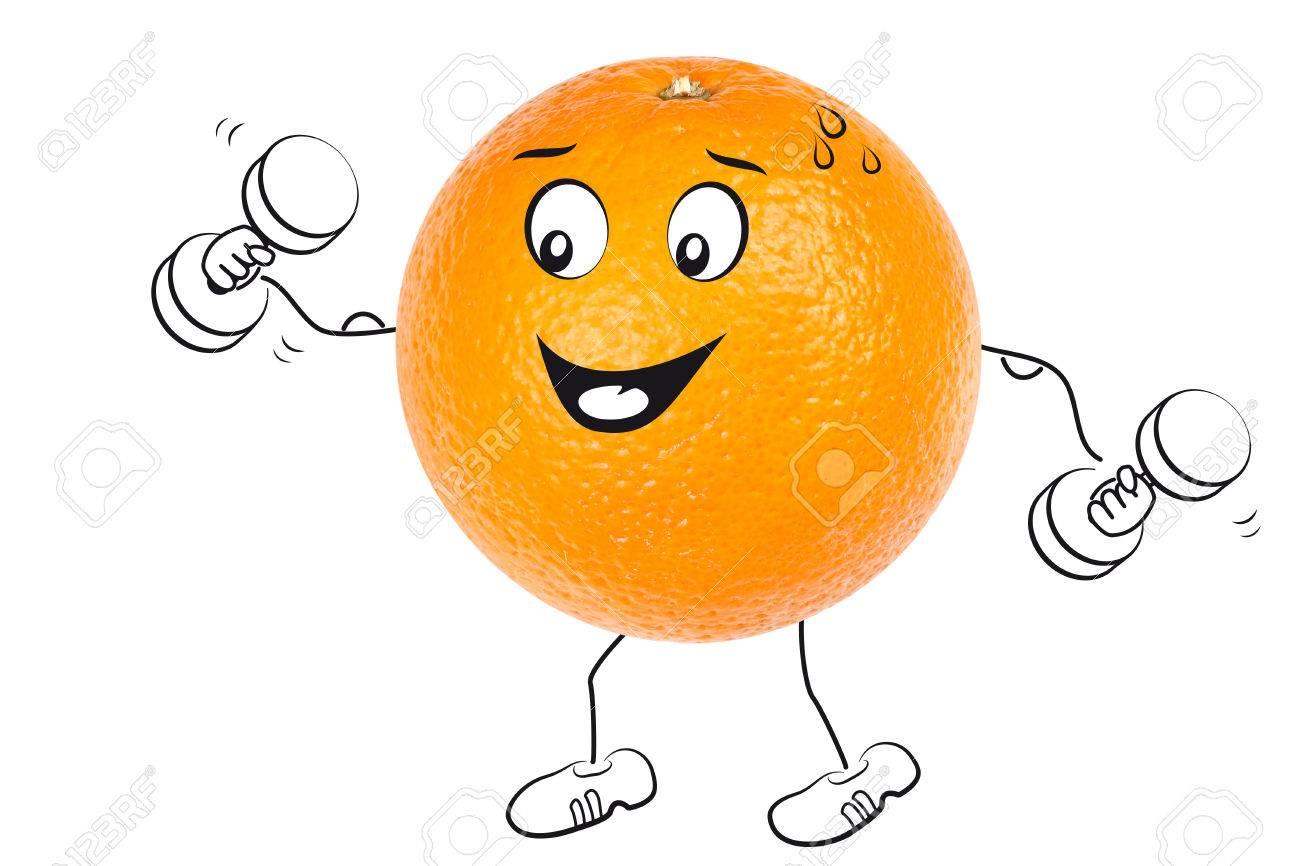 Sporting orange - 25977551