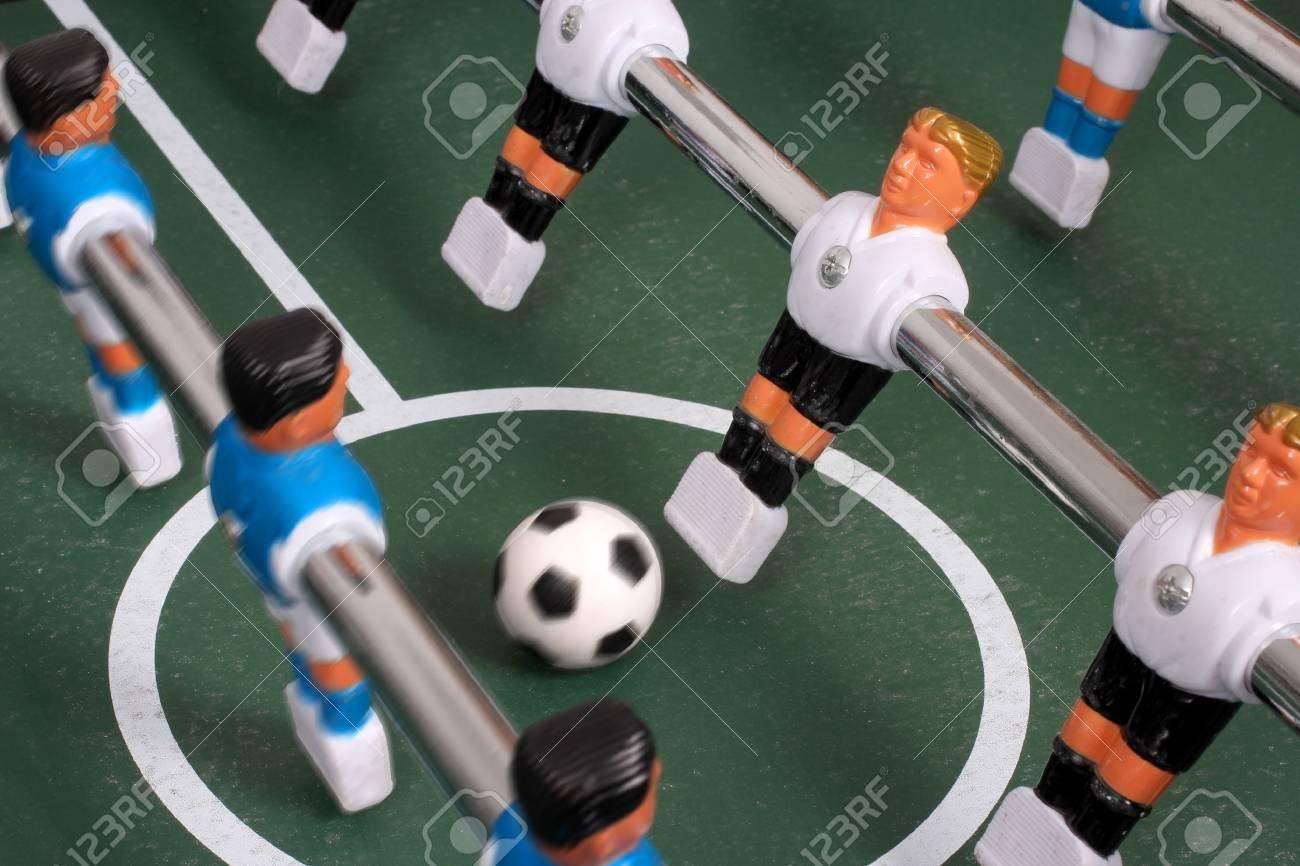 Tabletop soccer - 26689829