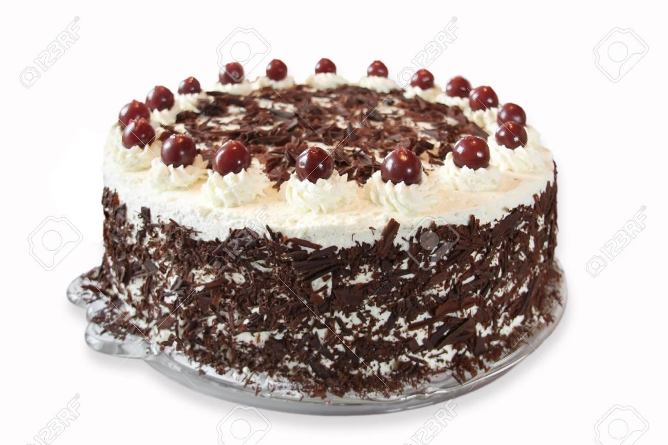 Black forest cake - 32926583