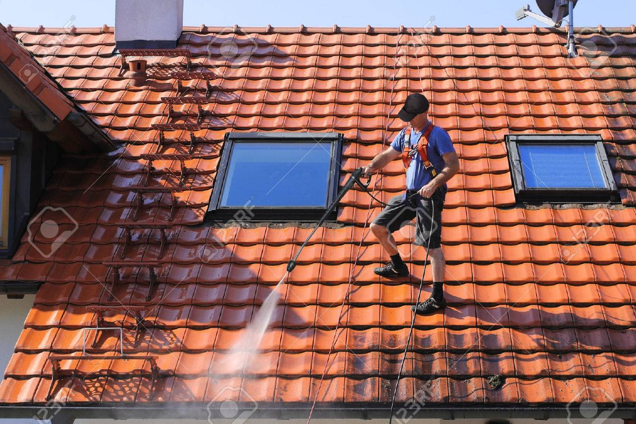 Roof Cleaning Medina WA