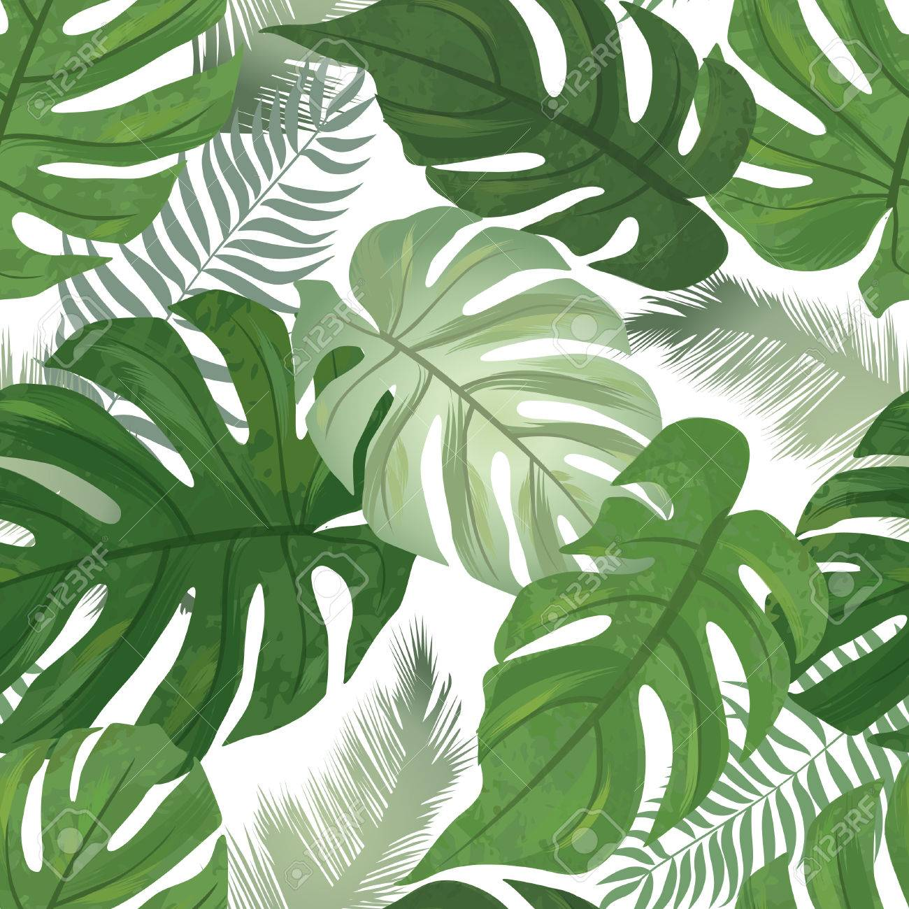 Floral Seamless Pattern Tropical Leaves Background Palm Tree Royalty Free Cliparts Vectors And Stock Illustration Image 82926574 Download the perfect tropical leaves pictures. floral seamless pattern tropical leaves background palm tree royalty free cliparts vectors and stock illustration image 82926574