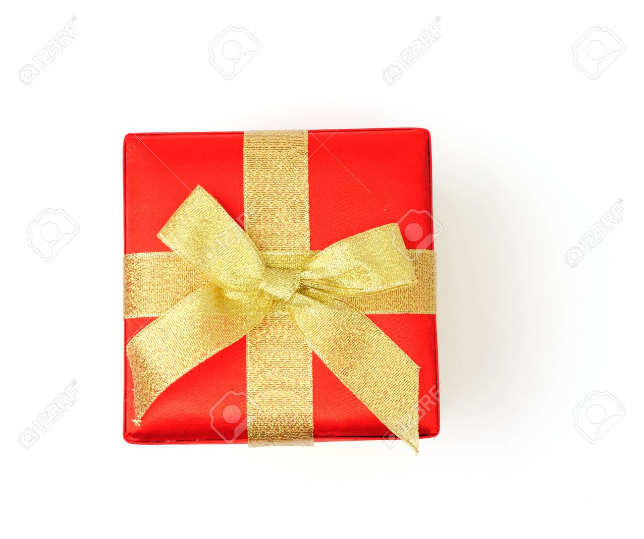 An image of gift box on white Stock Photo - 12041714