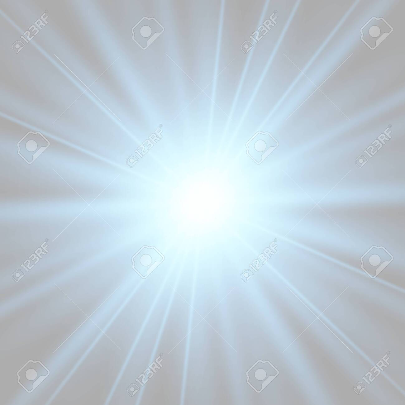 Blue glowing light burst explosion with transparent. Vector illustration for cool effect decoration with ray sparkles. Bright star. Transparent shine gradient glitter, bright flare. Glare texture. - 120760005