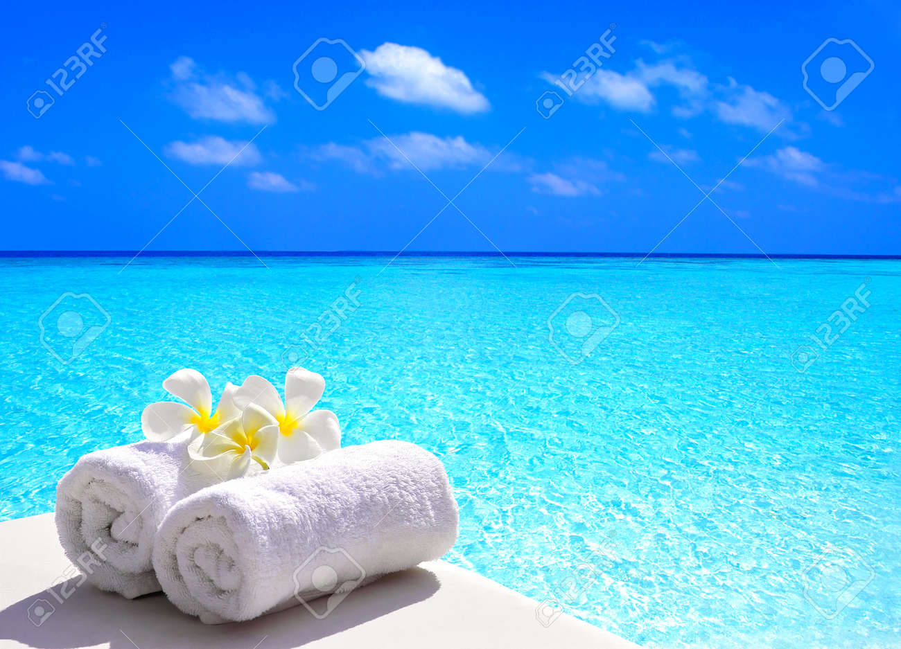 tropical holidays Stock Photo - 1574910