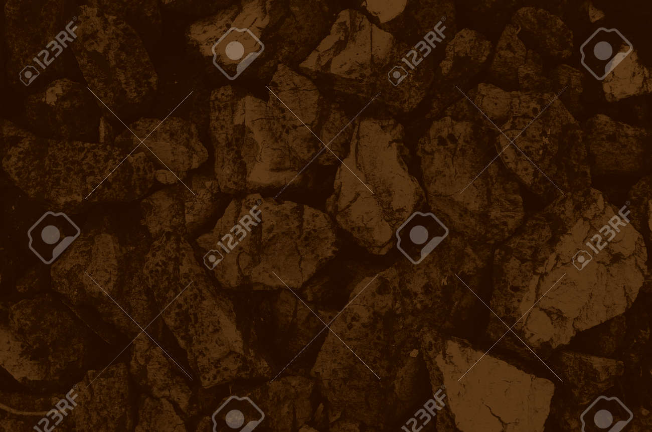 abstract brown grunge background for design. - 161959333