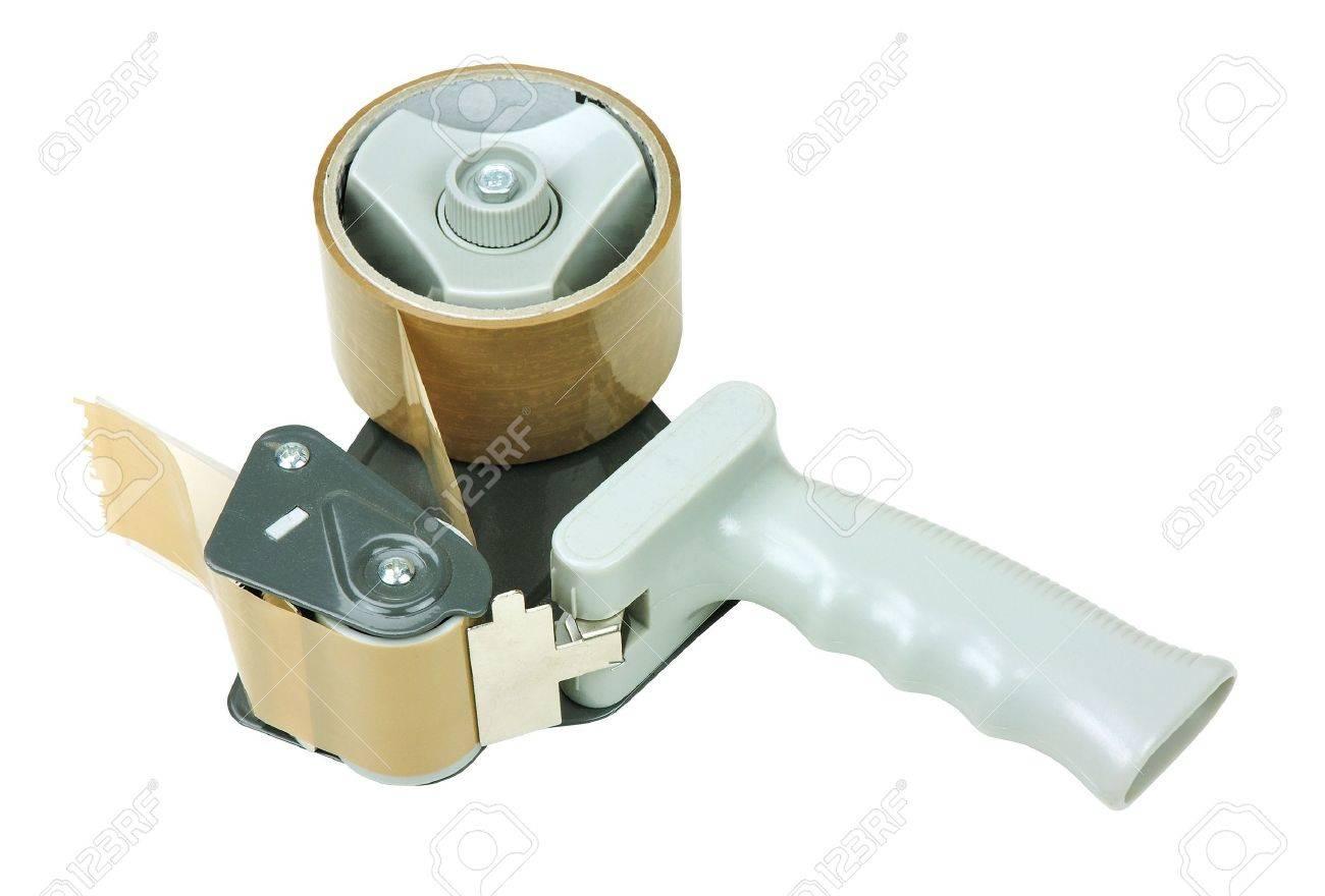 packing tape dispenser Stock Photo - 5799085