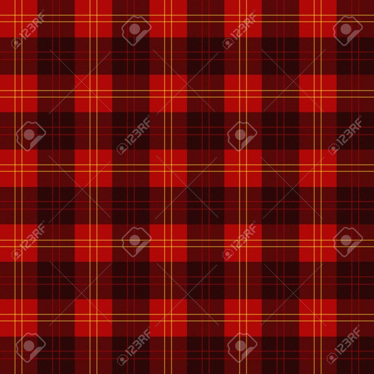 Scottish plaid Stock Photo - 5010194