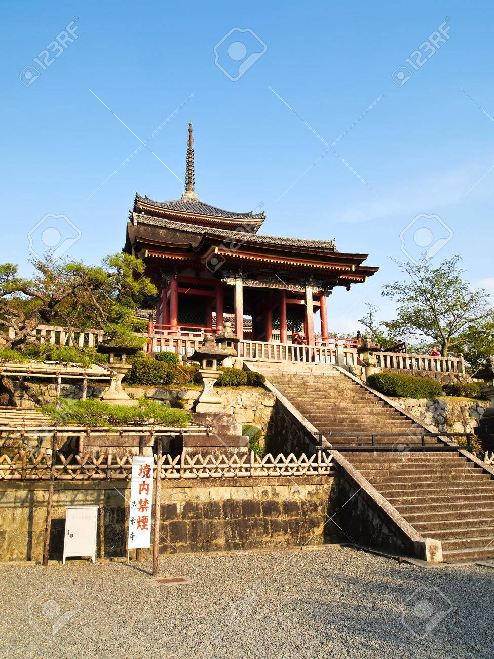 kiyomizudera is best known for its wooden stage temples the