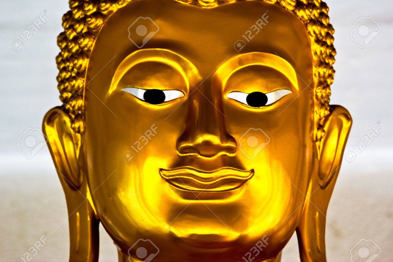 仏の顔 の写真素材・画像素材 Image 17939632.