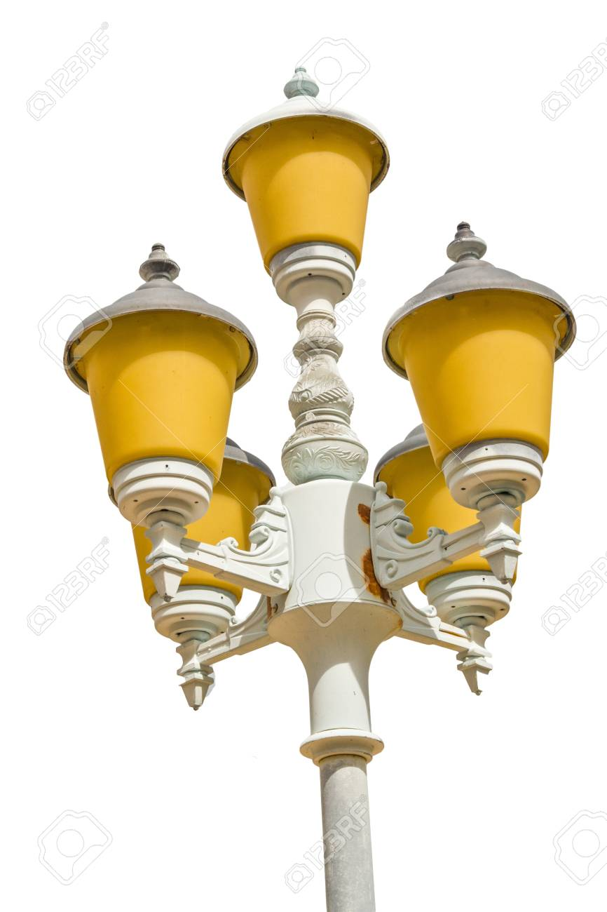 lamp stand in the temple Stock Photo - 21355123