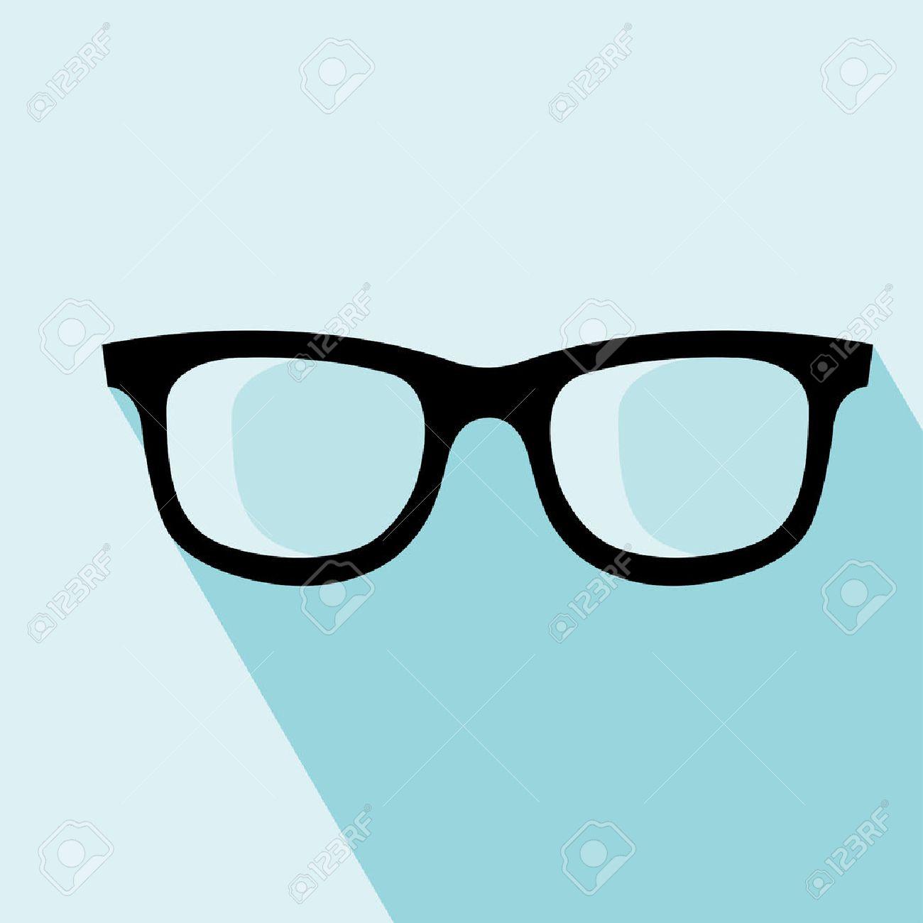 Brille Icon Vektor Illustration Elemente Fur Das Design Brillen Symbol Auf Blauem Hintergrund Lizenzfrei Nutzbare Vektorgrafiken Clip Arts Illustrationen Image 32060680