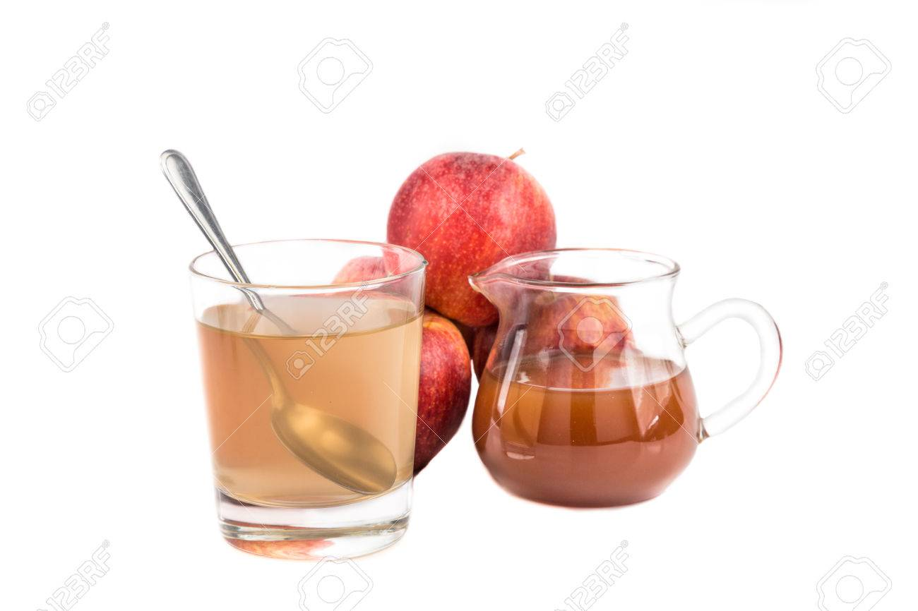 Apple Cider Vinegar Drink - home remedy for gout inflammation