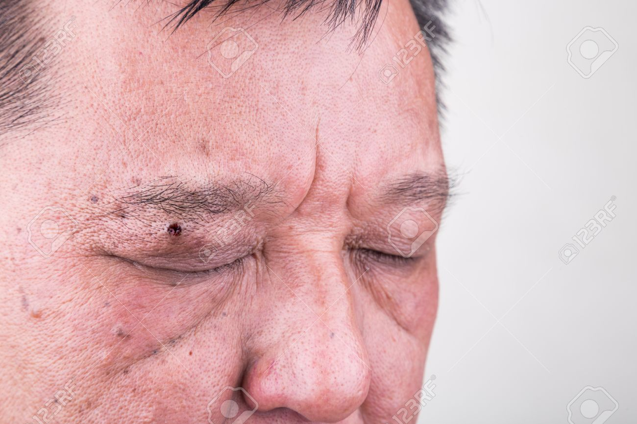 Bukkake cum cry