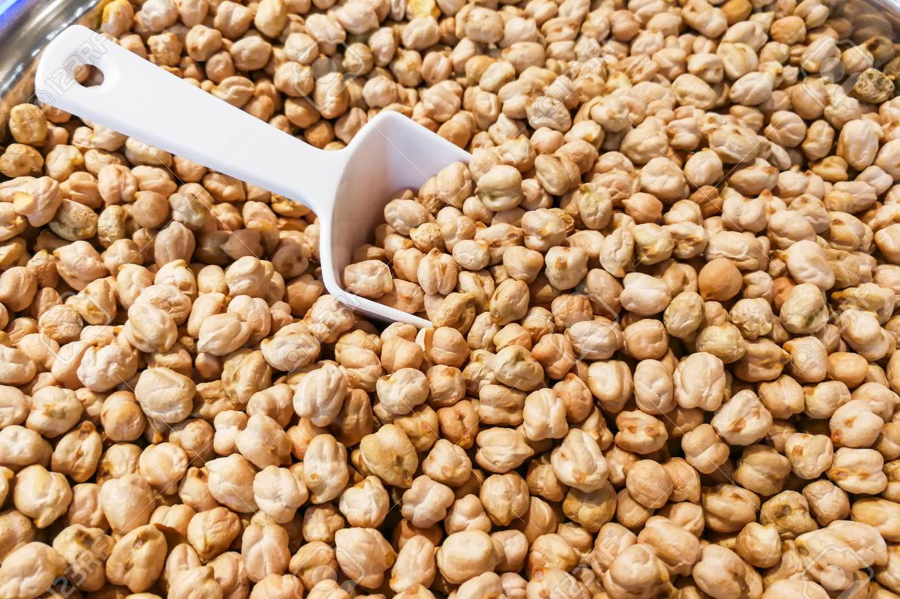 Closeup Of Chickpeas Or Also Known As Kacang Kuda In Malaysia Stock Photo Picture And Royalty Free Image Image 91085195