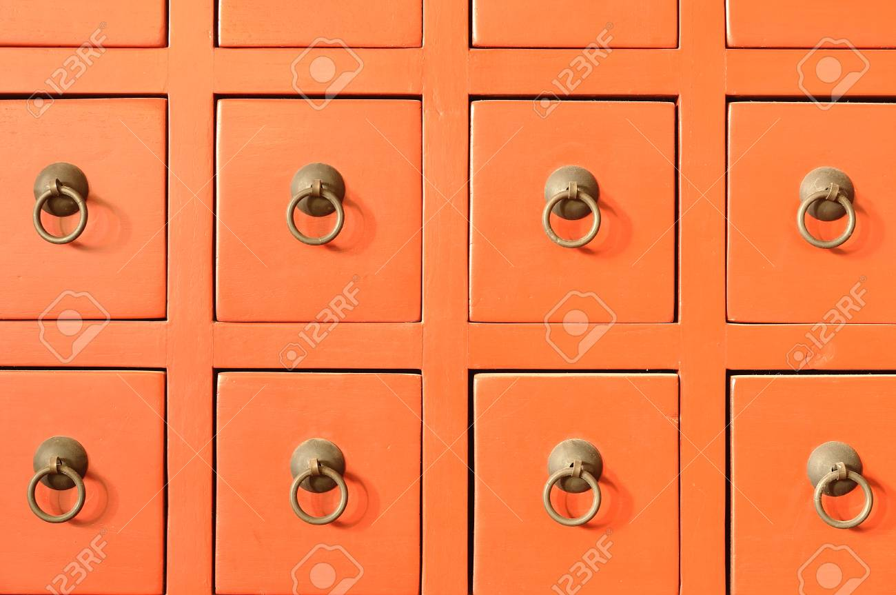 Chest of drawers background Stock Photo - 29062989