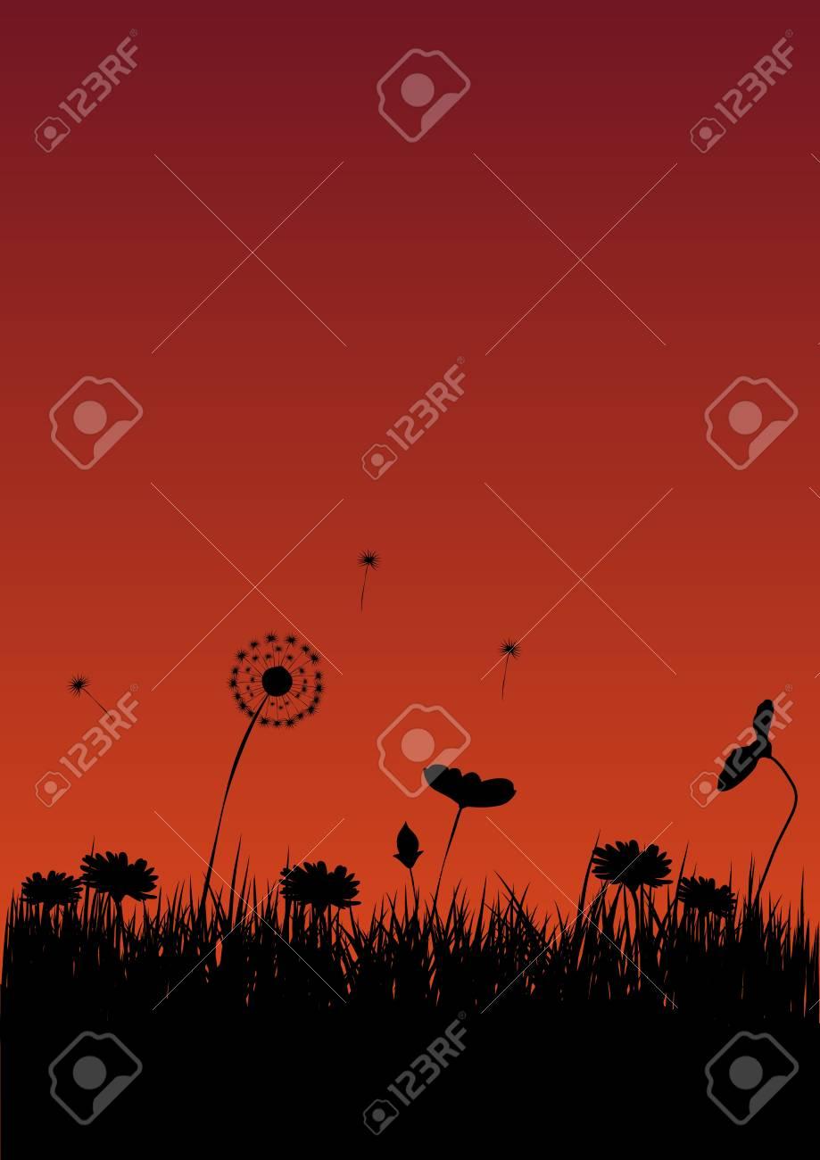 dusk and twilight Stock Vector - 11784377