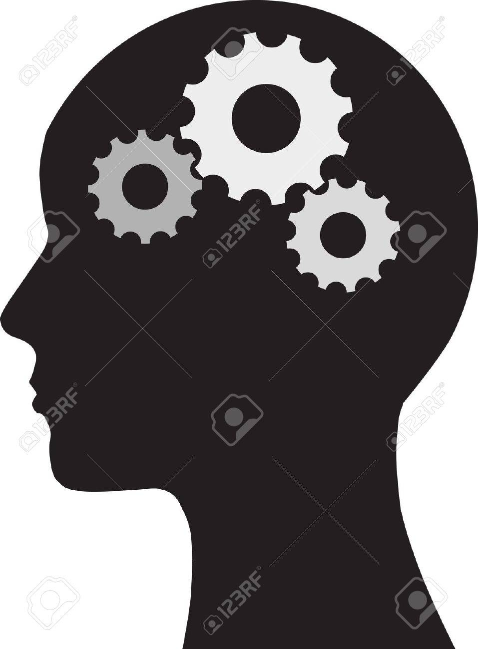 Man And Brain Royalty Free Cliparts, Vectors, And Stock ...