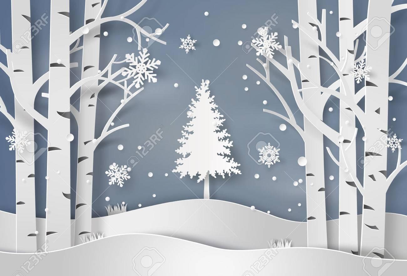 shabby chic bois Flocons de neige dor/é/à Motif d/écorations Arbre de No/ël Bo/îte de 24 par Heaven Sends