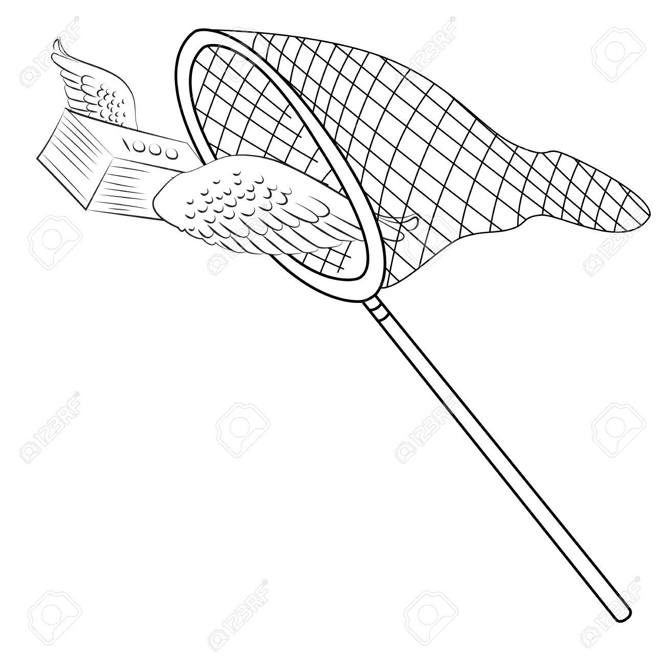 Fishing Nets Rods Clip Art - Bait - Net Cliparts Transparent PNG