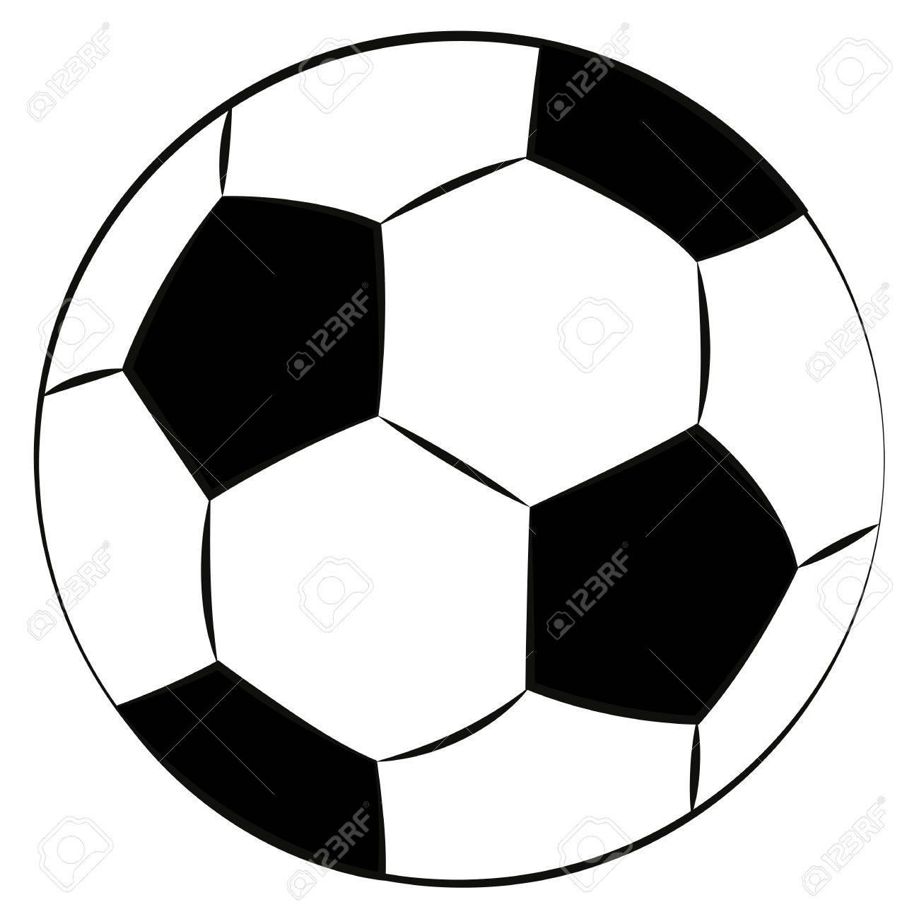 black outline vector football on white background rh 123rf com football vector pack football vector free