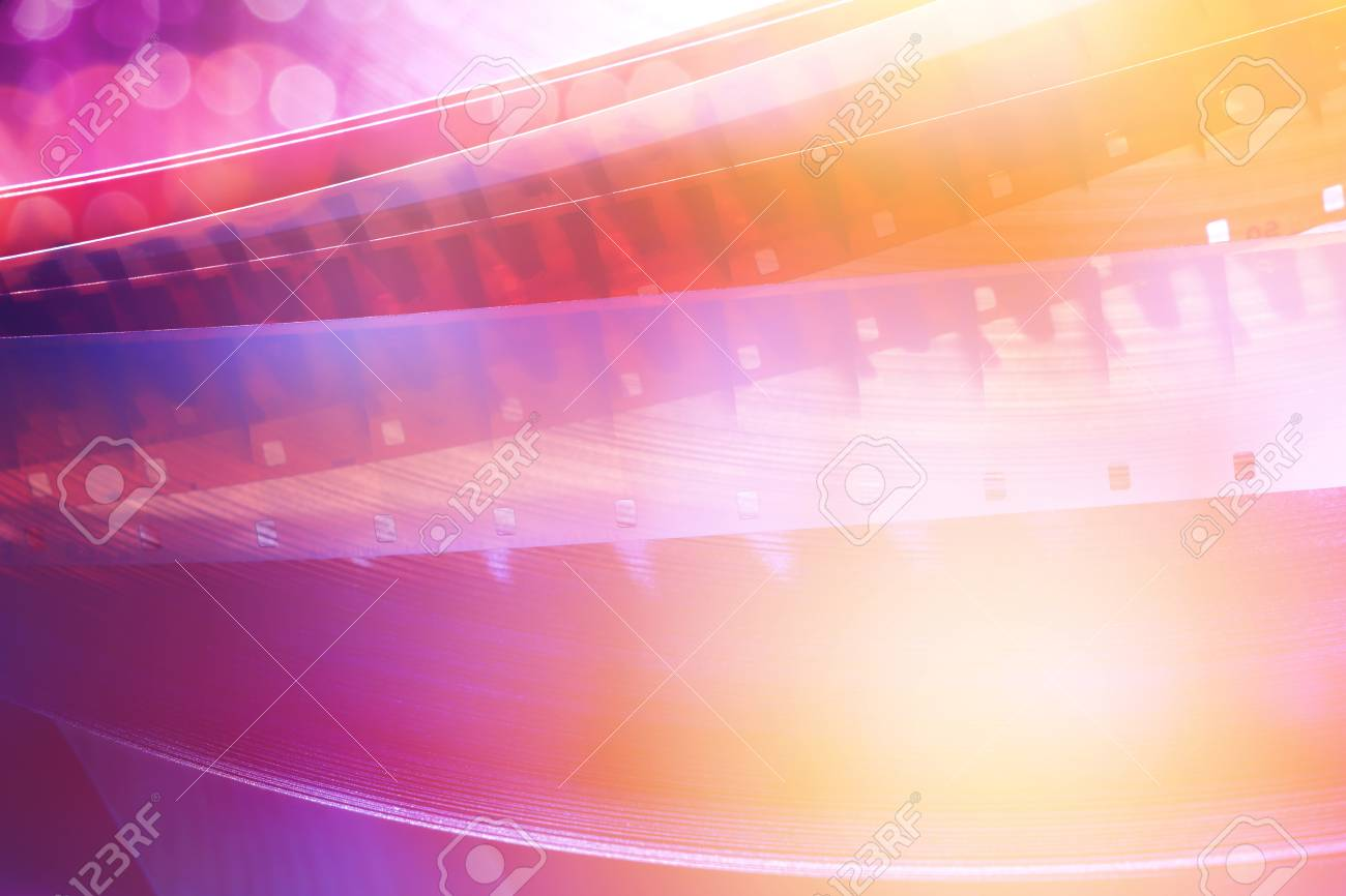blurred colour film strips background copy space stock photo picture and royalty free image image 98893124 blurred colour film strips background copy space