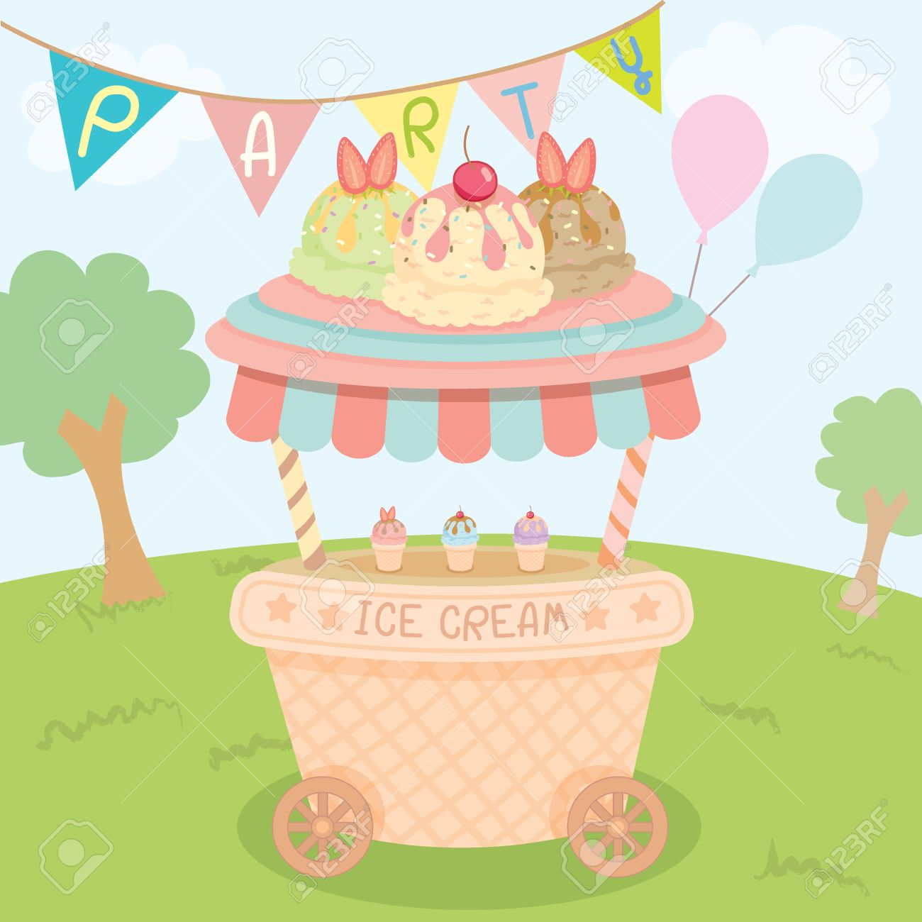 Tea party background royalty free stock photo image 28839215 - Jpg 1300x1300 Cute Party Background