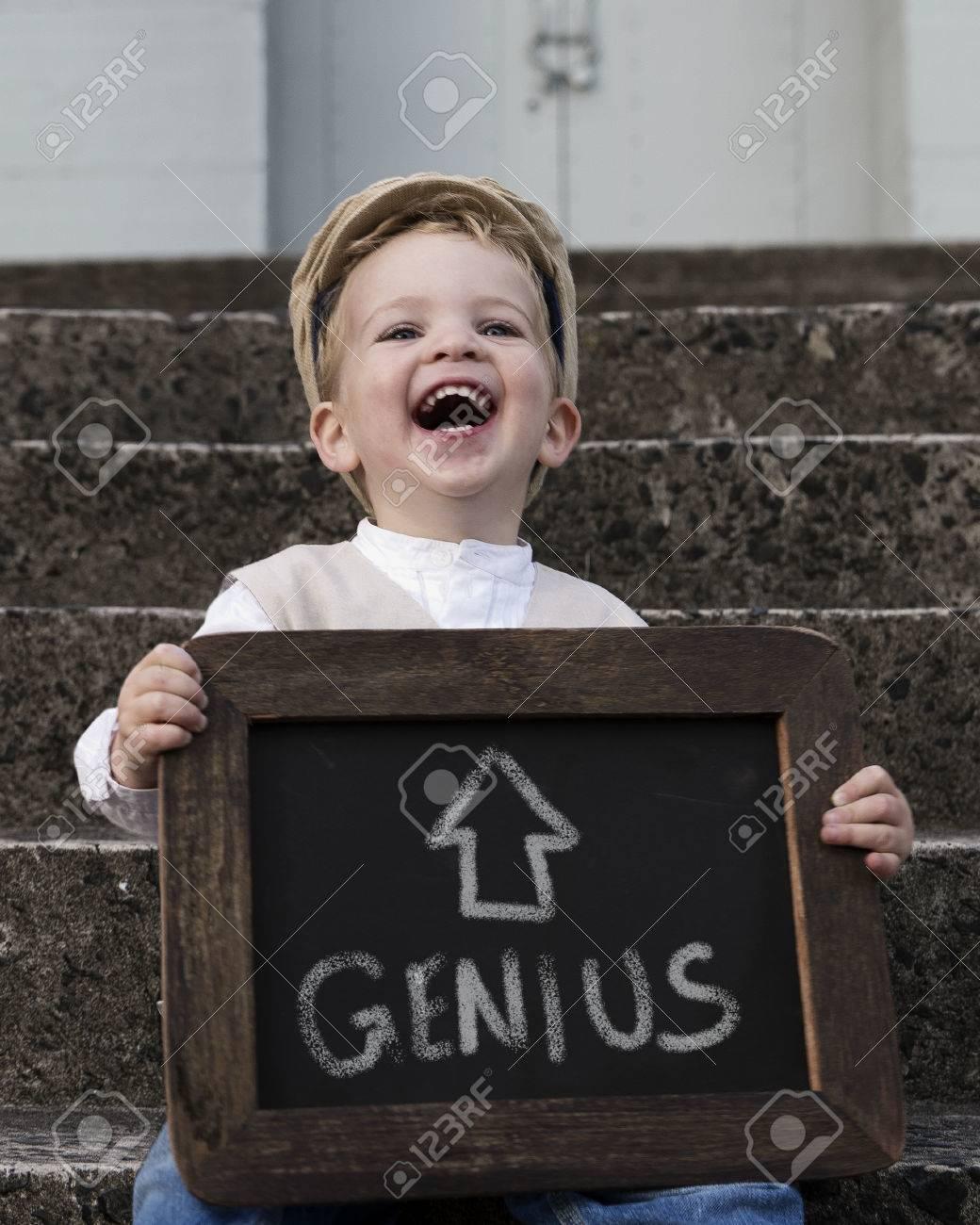 Genius boy - 38742729