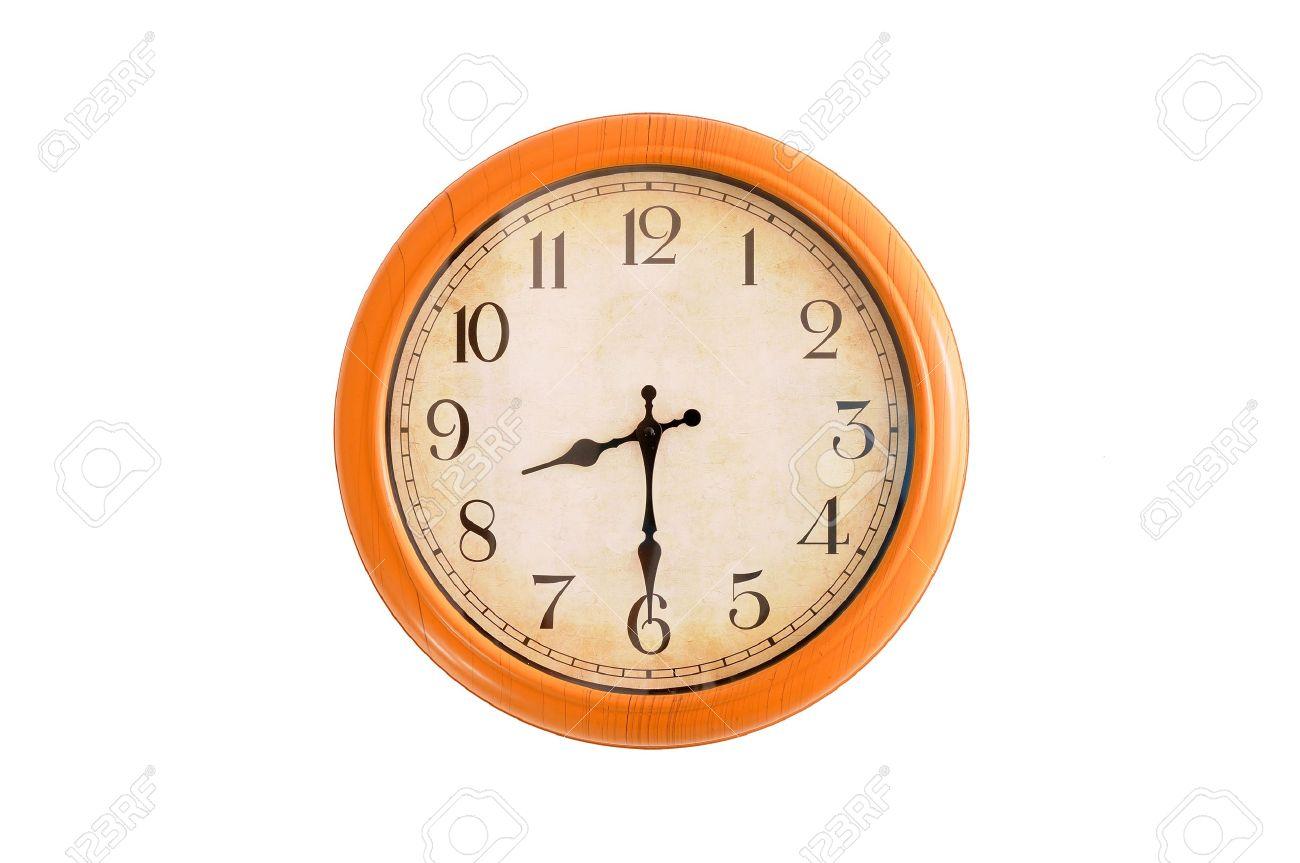 Clock Showing 10 O'clock Clock Showing 8 30 o Clock on