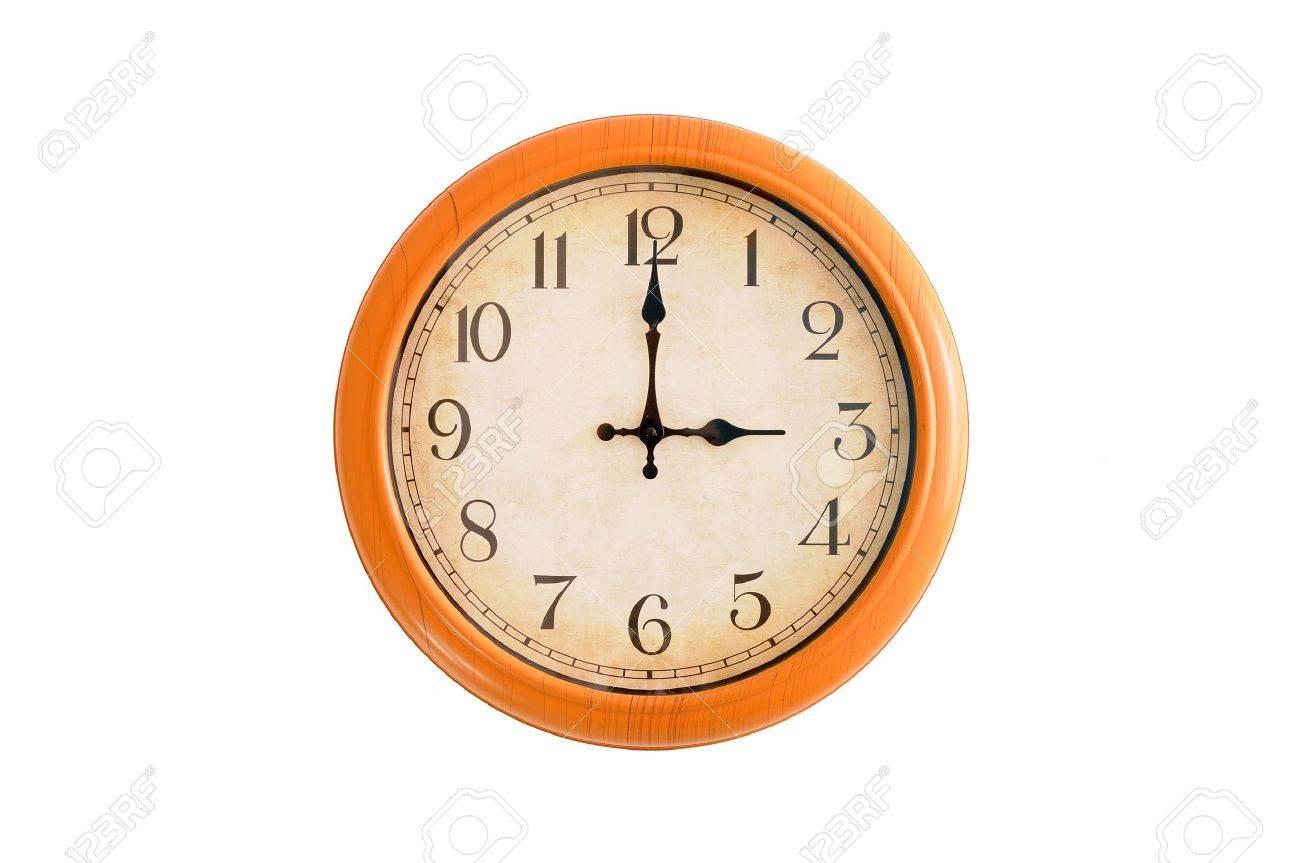 Clock Showing 10 O'clock Clock Showing 3 o Clock pm on